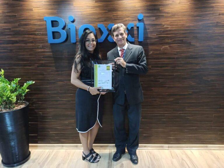 Bioxxi Esterilização e reprocessamento